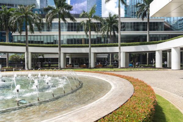 Regus_Spaces WTC3_External Building