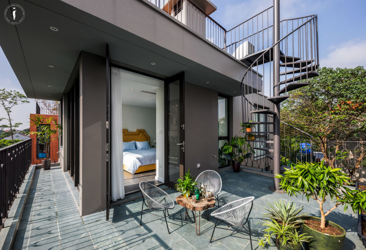 Ngoc Thuy Residence Terrace