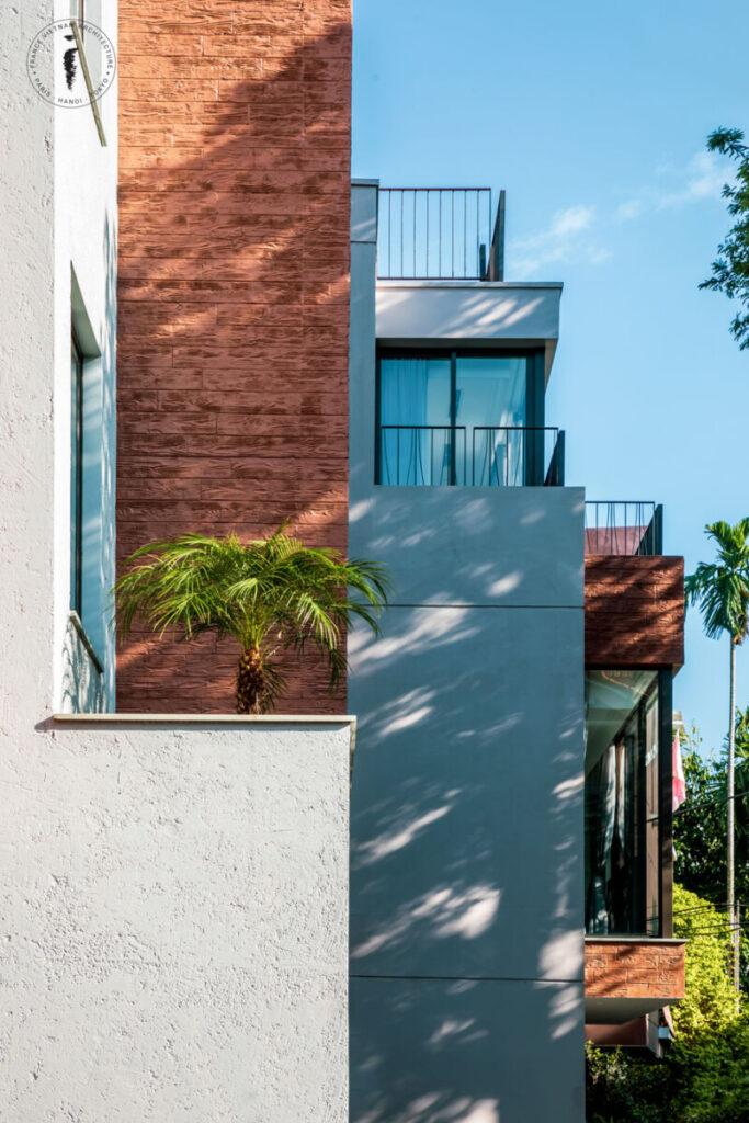 Ngoc Thuy Residence Exterior