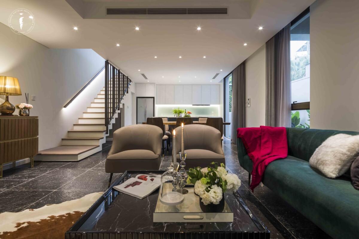 Ngoc Thuy Residence Interior